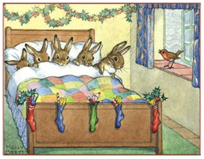 tips to get your children to sleep on christmas eve - How To Go To Sleep On Christmas Eve