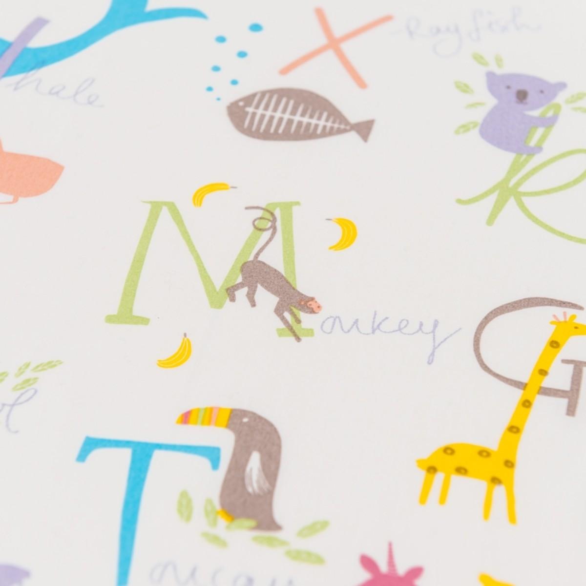 Animal Antics Single Duvet Cover And Pillowcase Tuck N